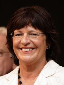 Bundesgesundheitsministerin Ulla Schmidt, SPD - Foto: Bild von א (Aleph), http://commons.wikimedia.org