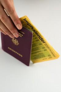 Dokumente für internationale Reisen