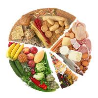 Ausgewogene Ernährung steigert das Wohlbefinden