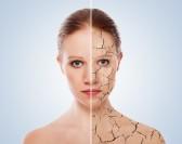 Probleme mit trockener Haut