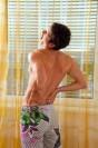 Rückenschmerzen nach dem Schlafen