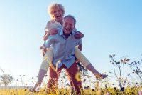 Gesund im Alter, das gibt Lebensfreude